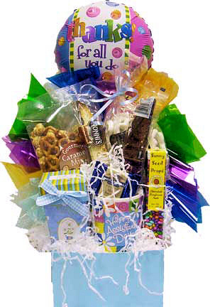 Thanks for All You Do Sweets Baskets image