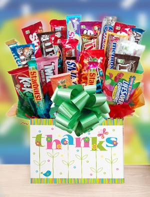 Thanks Candy Bouquet imagerjs