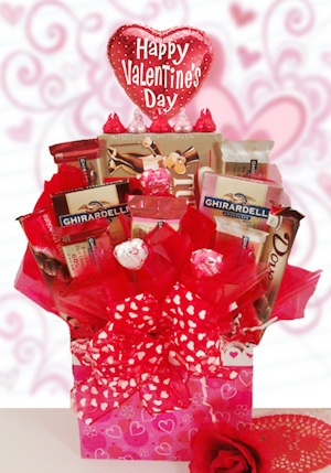 My Sweet Valentine Chocolate Bouquet imagerjs