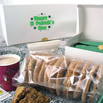 St. Patrick's Day Cookie Box