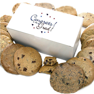 Graduation Cookie Gift Box imagerjs