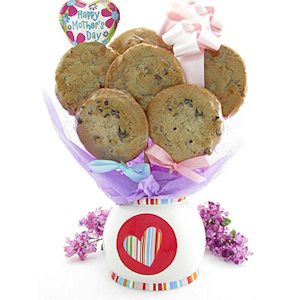 Mother's Day Heart Jar Cookie Gift imagerjs