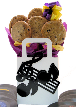 Note of Thanks Cookie Gift Bouquet imagerjs