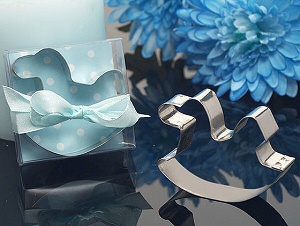 Rocking Horse Cookie Cutter image