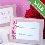 Precious Baby Pink Glass Photo Frame