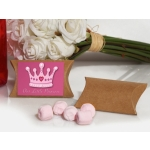 Our Little Princess Pink Mint Favor Boxes