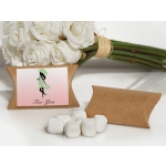 Pink and Green Baby Shower Design Favor Boxes with White Min