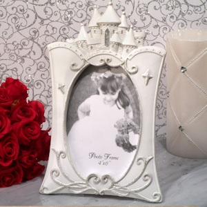 Enchanted Castle Princess Photo Frame Favors imagerjs