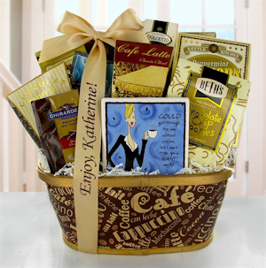 Cafe Selections Gourmet Coffee Gift Basket imagerjs