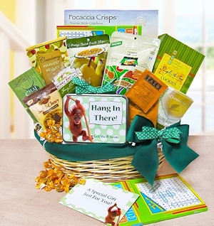 Hanging In There Gift Basket imagerjs