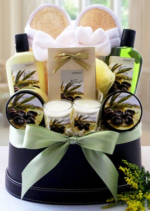 Healing Therapy Bath & Body Basket imagerjs