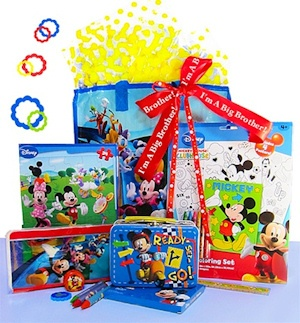 Mickey Mouse Sibling Activity Gift imagerjs