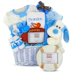 All Star Baby Gift Basket for Boys