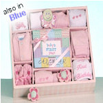 Baby's First Year Gift Box