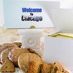 City Welcome Cookie Box