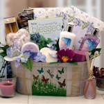 Shades of Lavender Serene Spa Gift Set