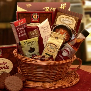 Cup Of Joe Coffee Gift Basket imagerjs