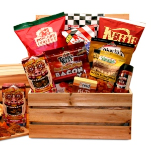 The Baconator Gift Crate imagerjs