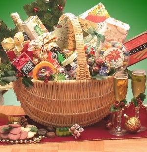 Home for the Holidays Gift Basket imagerjs