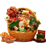 Holiday Celebrations Gift Basket