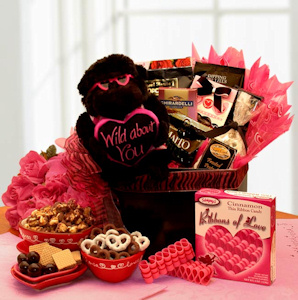 Wild About You Valentine Gift Box imagerjs