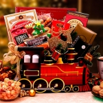 Christmas Express Holiday Gift Box