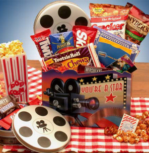 You're A Movie Star Gift Box imagerjs