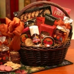 A Grand World Of Thanks Gourmet Gift Basket