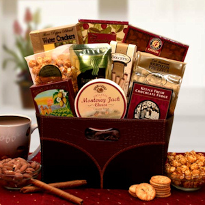 Corporate Fare Gift Basket imagerjs
