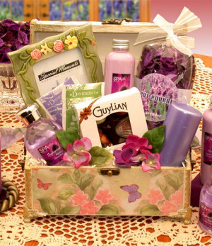Enchanted Garden Gift Chest image