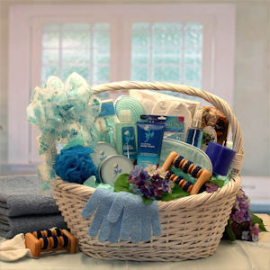 The Spa Experience Gift Basket imagerjs