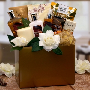 Caramel Inspirations Spa Gift Box imagerjs