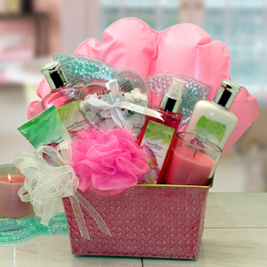 Tickled Pink Spa Mother's Day Gift Set imagerjs