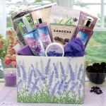 Moments Of Relaxation Lavender Spa Gift Box