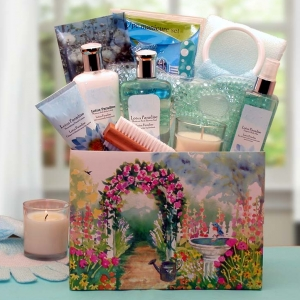 Lotus Botanicals Spa Gift Box imagerjs