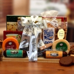 Father's Day Ultimate Gourmet Nut & Sausage Board