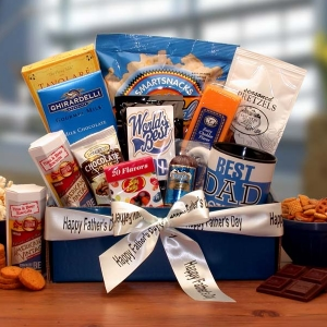 Best Dad Ever Gourmet Gift Box imagerjs