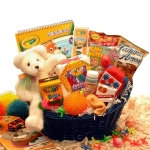 Kids Activity Basket