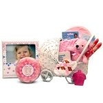 Newborn Celebration Baby Carriage