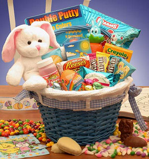 Kids Easter Fun Basket imagerjs