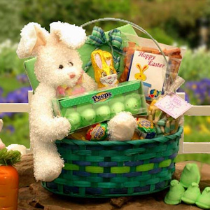 Delightfully Easter Gift Basket imagerjs