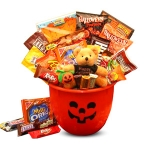 Halloween Tricks and Treats Gift Pail