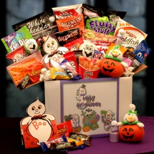 Halloween Boo Box Care Package For Children imagerjs