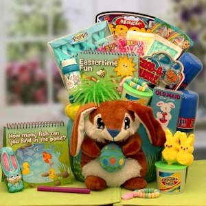 You're A Funny Bunny Blue Easter Tote imagerjs