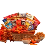 Autumn Snack Attack Gift Basket