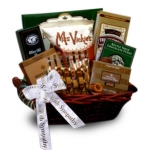Thoughts And Prayers Sympathy Gift Basket