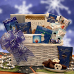Jack Frost Holiday Chocolate Gift Basket