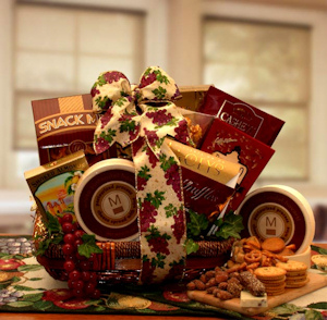 Holiday Ritz Gourmet Gift Basket imagerjs