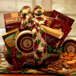 Holiday Ritz Gourmet Gift Basket