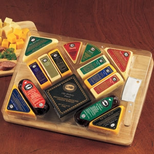 The Ultimate Gourmet Meat and Cheese Gift imagerjs